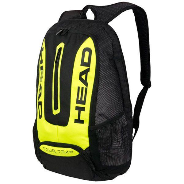 Head Tour Team Extreme Backpack Tennis Badminton Black Racquet Racket Nwt 283449 Head Backpacks Tennis Bag Badminton