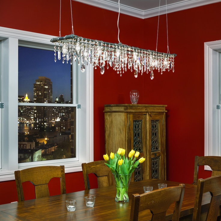 Tribeca Collection 12-Bulb Banqueting Chandelier