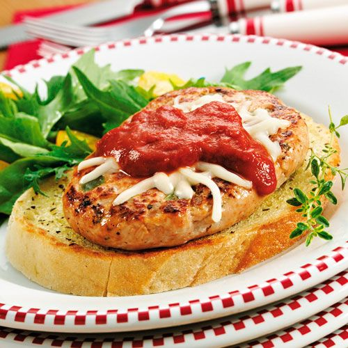 Pronto Pizza Patties - The Pampered Chef®