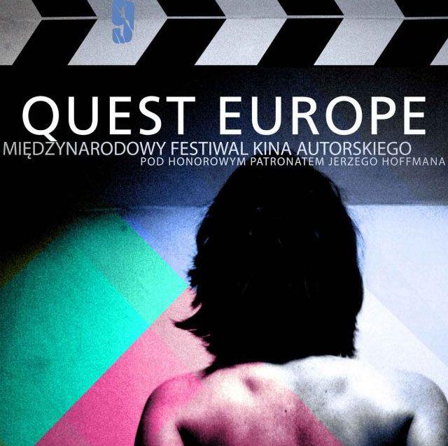 IX Międzynarodowy Festiwal Kina Autorskiego Quest Europe 2013 – 17.07-30.09.2013 r., Zielona Góra