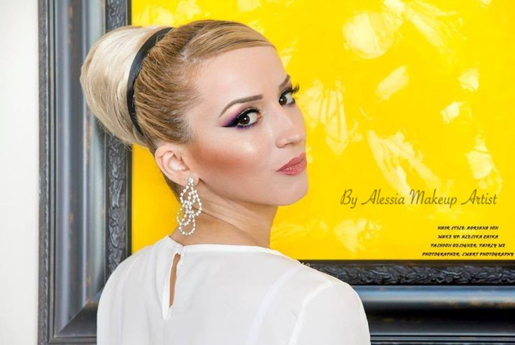 Mua: Alessia Makeup Facebook: https://www.facebook.com/machiajalessia