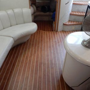 Synthetic Wood Flooring For Boats