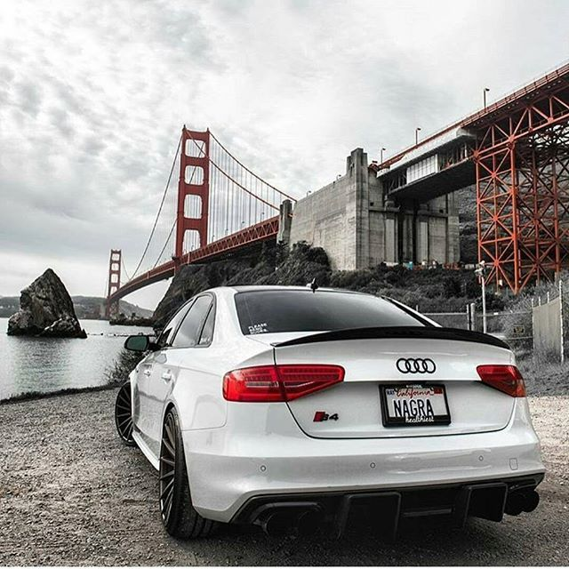 #Audi #S4 #Sedan #B8 - - - - - -  Follow my Partner @sensationcars - - - - - -  Picture by @static_s4 - - - - - - - -  USE #audi_official for a repost or like - - - - - - - -  #carporn #wheel #cars #love #picoftheday #beautiful #style #instadaily #amazing #repost #fun #smile #cool #instacool #instagramhub #awesome #nice #look #loveit #sensationcars
