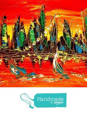 24x36 Large Abstract painting -Art-by Artist Mark Kazav - For you -Wall art-wall decor- Bright painting-Oil painting-XXL-paintings from Mark Kazav Gallery http://www.amazon.com/dp/B016EC20VO/ref=hnd_sw_r_pi_dp_c8Udxb0BCHGYF #handmadeatamazon