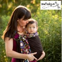 SewFunky Pleated Ring Sling