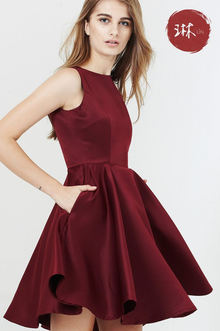 Black dress qoo10 - Lin By Twenty3 Deanna Dress