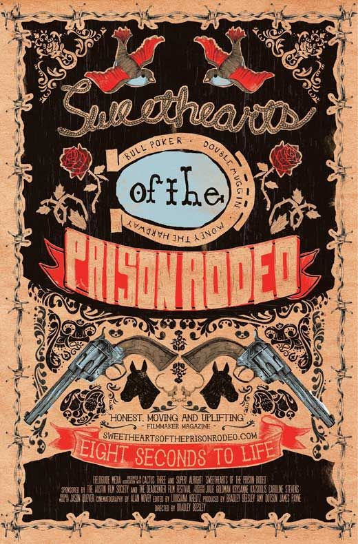 rodeo movie posters | Sweethearts of the Prison Rodeo