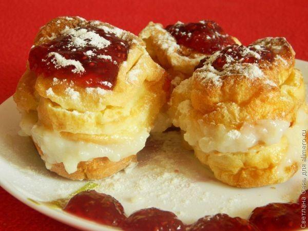 Блинные булочки / Рецепты с фото