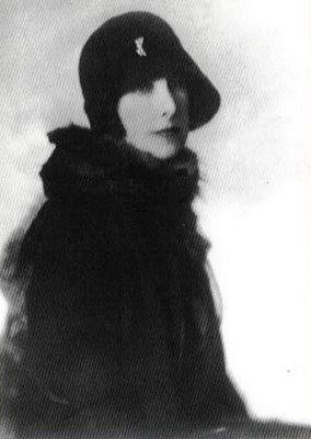 Elizabeth Von Arnim:  Australian-born British novelist.