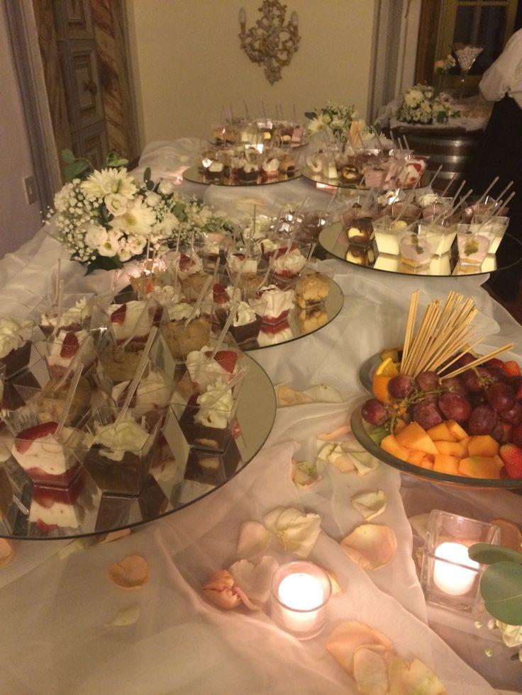 Class ricevimenti cakes and fruit corner - Castello di Meleto