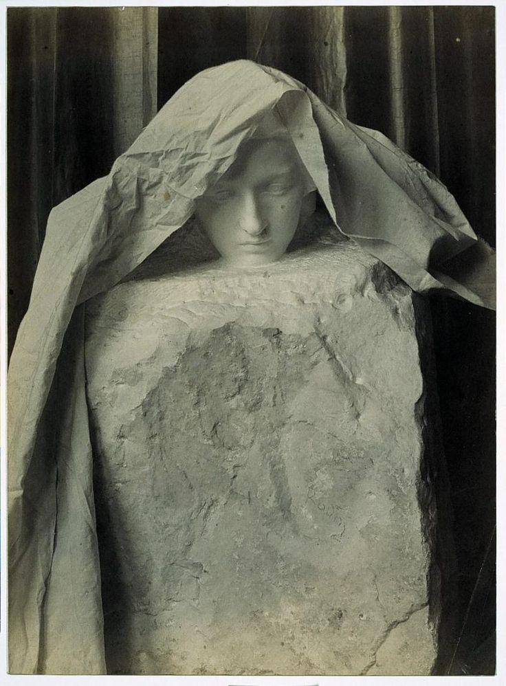 La pensée. Auguste Rodin (1886-89)
