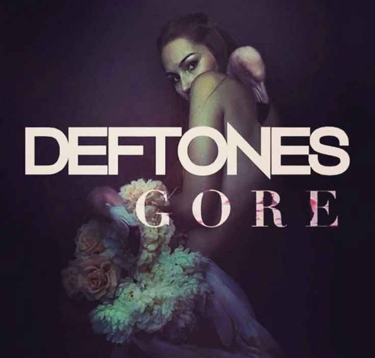 Deftones - Gore. We haven't had a new Deftones album since 2012, but this  new one is a reminder why they are always worth the wait.