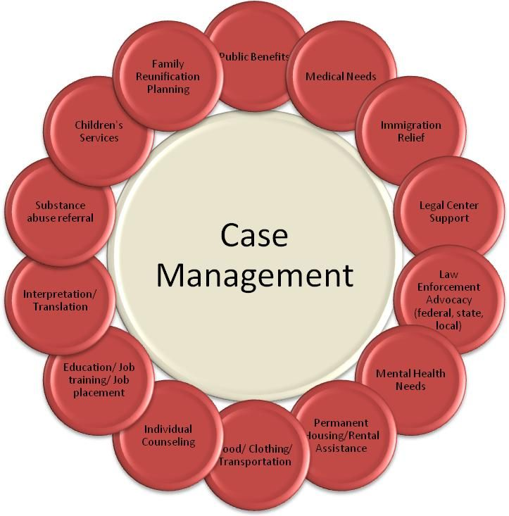 Nonprofits Handle The Full Spectrum Of Case Management Services.