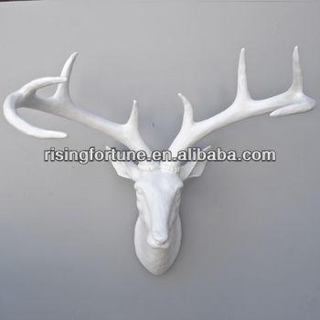 Best 25+ White deer heads ideas on Pinterest | Baby flannel, Deer ...