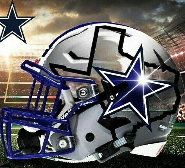917 best football images on pinterest football helmets - Dallas cowboys concept helmet ...