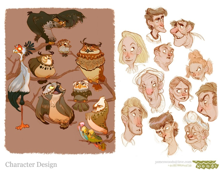 Character Development In Design : Best model sheets poses expressions images on