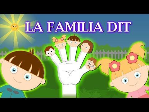 LA FAMILIA DIT | La familia Dedo en Català | Cançons Infantils en Català | Cancion Para Niños - YouTube