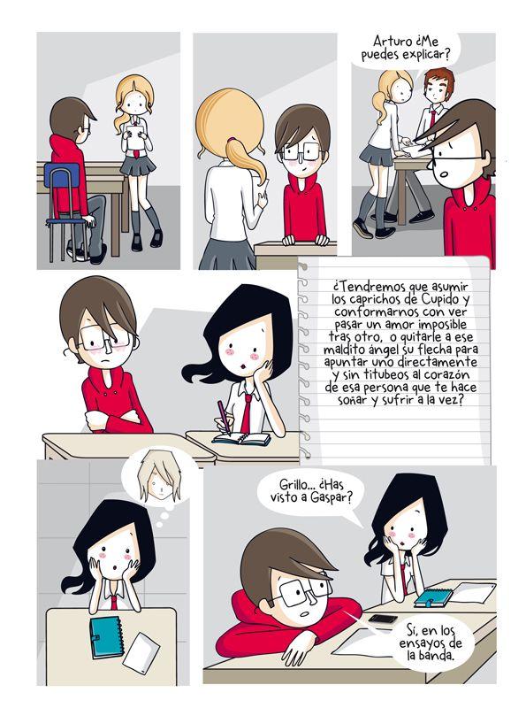 El amor está en el aire - Página 2