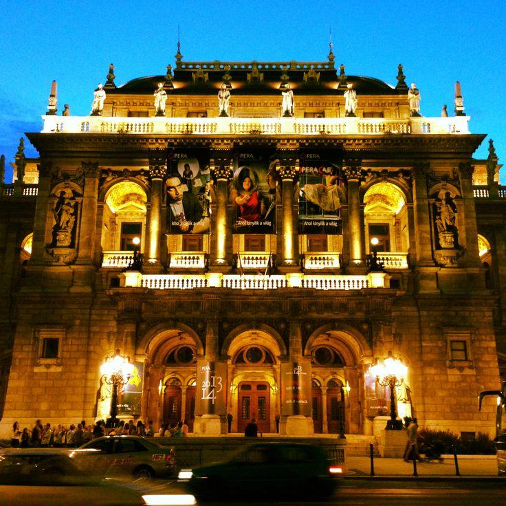 #opera #operahouse #budapest