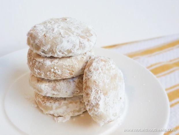 Danish Wedding Cookies Wonder How Hard It Is To Make And