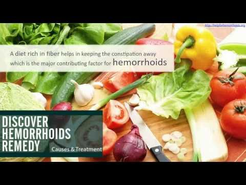 how to get rid of hemorrhoid pain