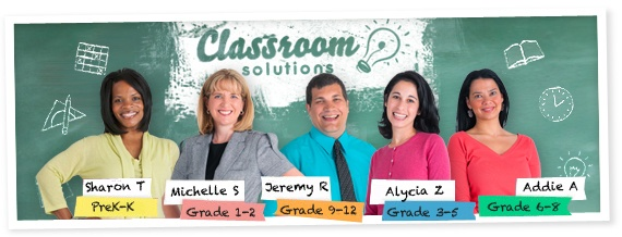 Classroom Solutions Blog --- activities, classroom management, organization, Lesson Plans, etc.  Great Blog for Teachers.