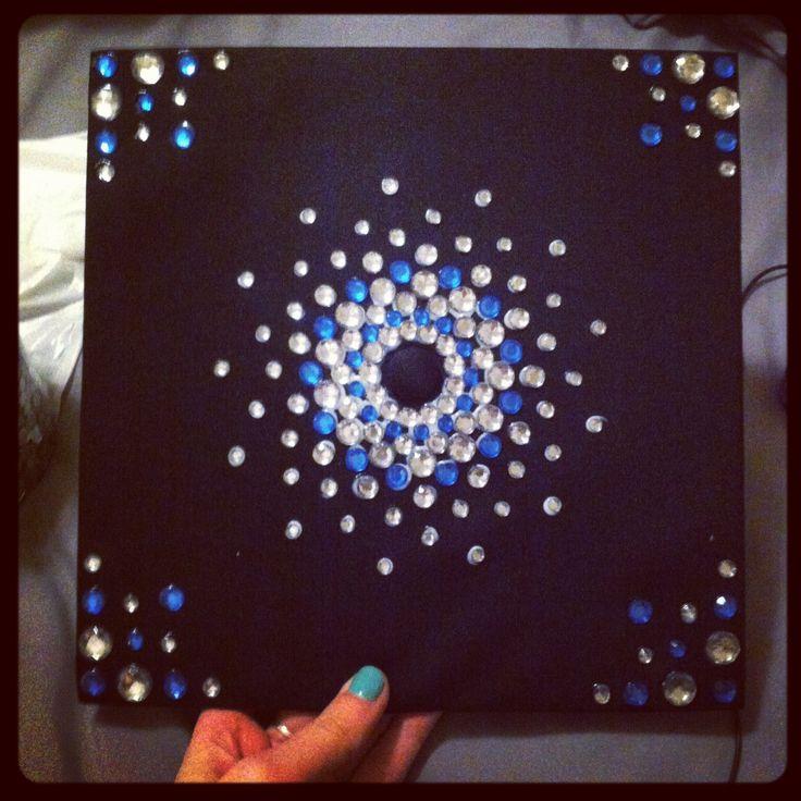 Decorated my graduation cap :)