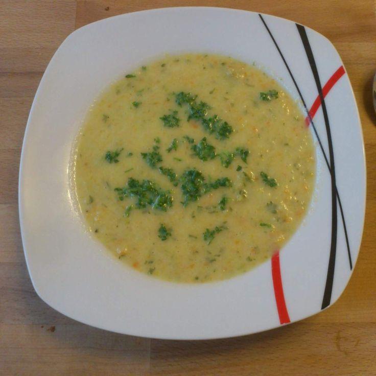 Rezept Gemüsecremesuppe von Thermomix Rezeptentwicklung - Rezept der Kategorie Suppen