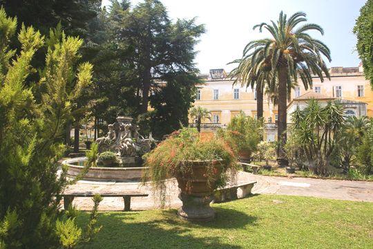 Real Orto Botanico - Natura - Portici - Napoli - InCampania