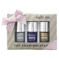 The Fashionistas de nails inc. sur Sephora.fr Parfumerie en ligne  J'ai craqué ! avec une pensée spéciale pour Nelly