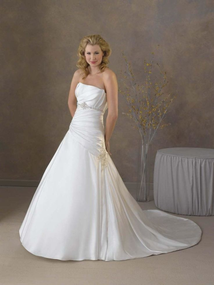 Fit And Flare Wedding Dress Body Type
