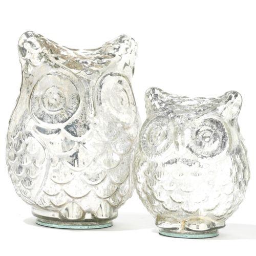 Sonoma Life + Style Owl Decor