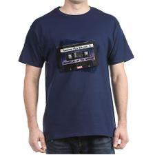 GOTG Guardians of the Galaxy Mix Tape T-Shirt