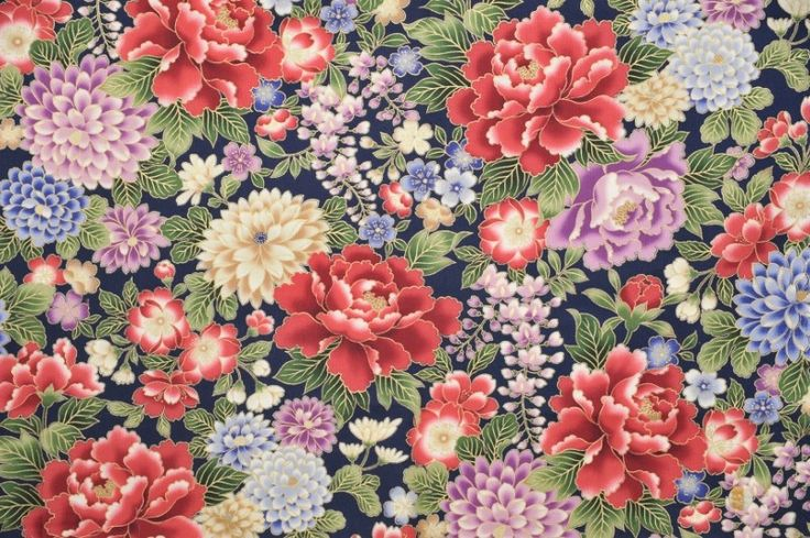 HANABI HH2011-11A - Japanese - On Sale - Fabrics