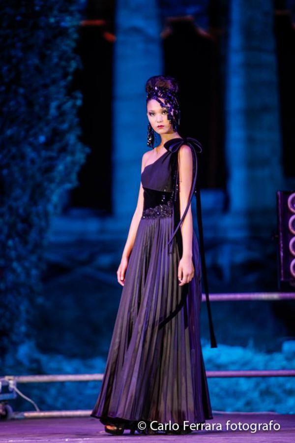 Fashion in Paestum 2013 - Ufficio stampa Michel Miglionico