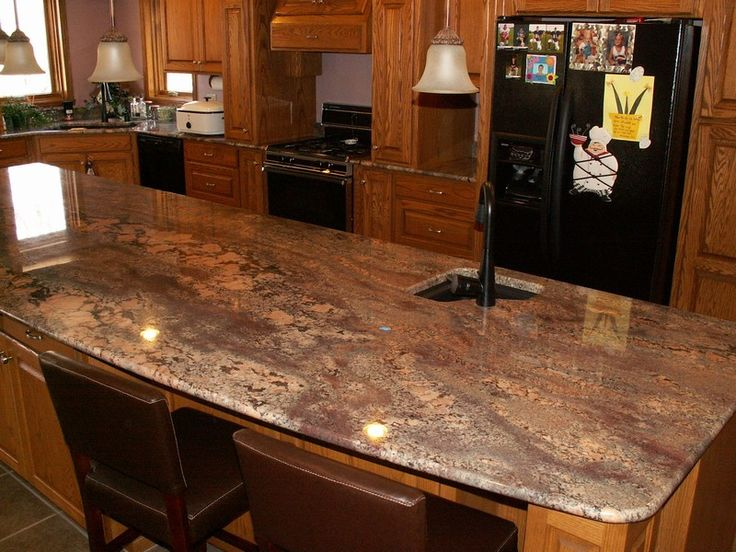 Crema Bordeaux Granite Kitchen Google Search Kitchen