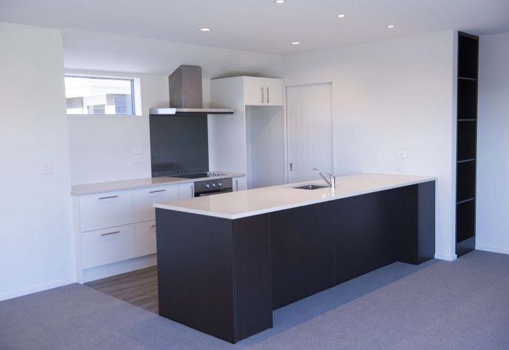 Versatile Homes and Buildings kitchen from a home in Christchurch