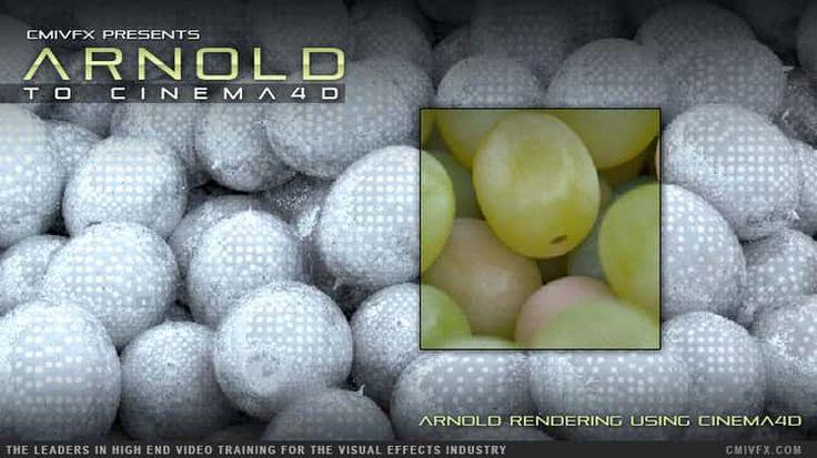 Arnold C4D Vimeo