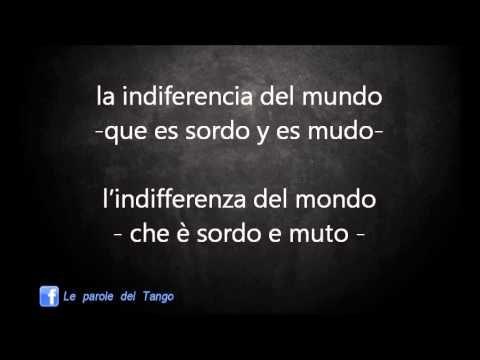 YIRA YIRA - Anibal Troilo - Traduzione in italiano