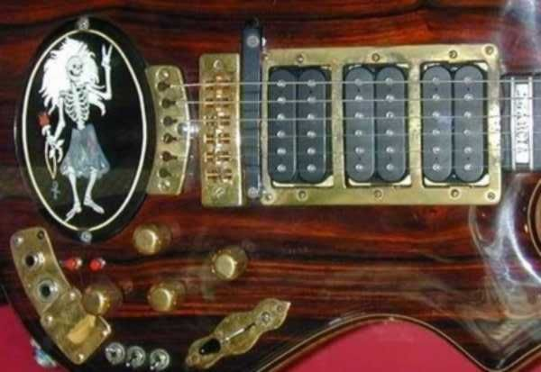 11 best images about Jerry Garcia Rig on Pinterest ...
