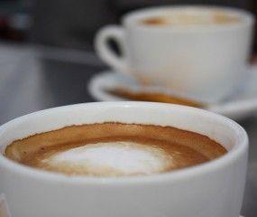 koffie diagram