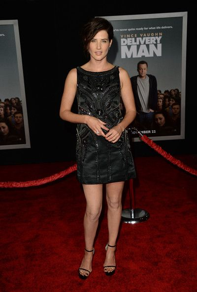 Cobie Smulders - 'Delivery Man' Premieres in Hollywood — Part 2