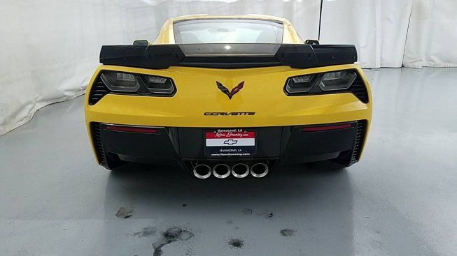 Certified 2018 Chevrolet Corvette Z06 Coupe For Sale In Lima Oh