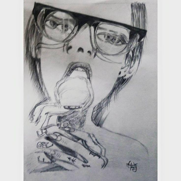 illusion sketch