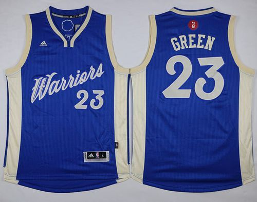 e6559fa60 ... Golden State Warriors 23 Draymond Green Blue 2015-2016 Christmas Day  Jersey 22.0 Golden State Warriors Harrison Barnes Revolution 30 Swingman ...