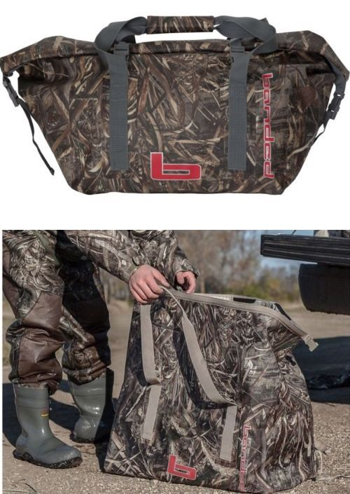 Hunting Bags and Packs 52503: Banded Avery Ghg Arc Welded Wader Gear Bag Max-5 Camo Waterproof Blind Storage -> BUY IT NOW ONLY: $36.25 on eBay!