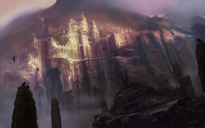 The Best Fantasy Kingdom Art Images
