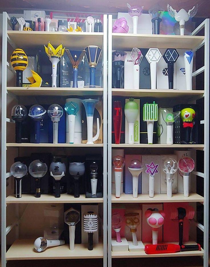 Kpop Light Stick Lightstick Kpop Army Bomb Candy Bong