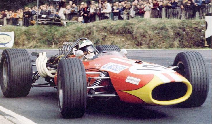 Silvio Moser, Brands Hatch 1968, Brabham BT20