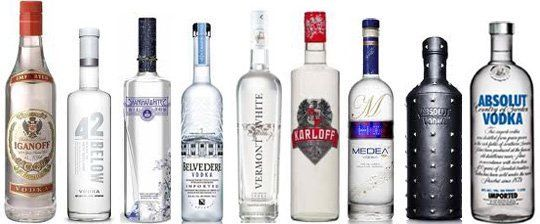 Our Readers' Favorite Brands of Liquor — Reader Intelligence Report